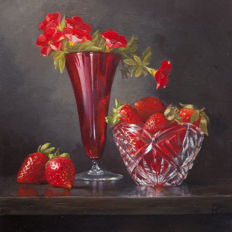 G. Kolosovskaya, Strawberries