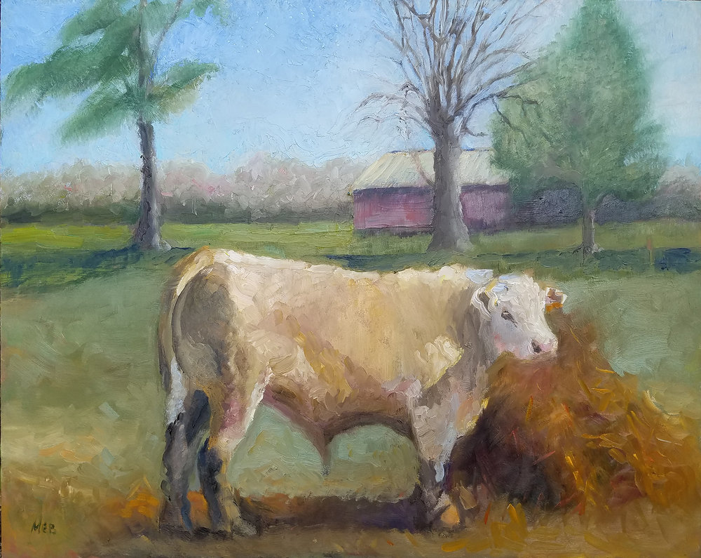 Friendly Farm, M. Barrick