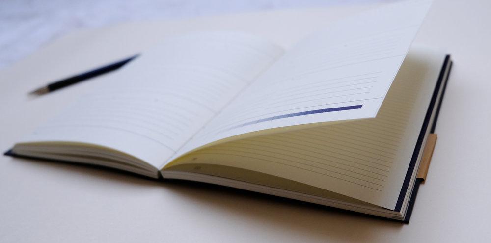 LES CARNETS 23 HEURES 59 EDITIONS , UNE FABRICATION HAUT DE GAMME ET MADE IN FRANCE ( ici le carnet de projet)