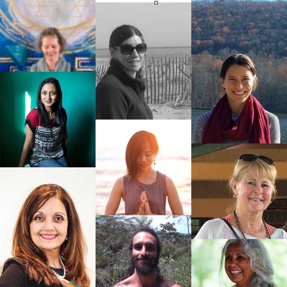 Our Team - Jo Ann, Laura, Kristen, Valerie, Victoria, Ginger, Romana, Fabian, Irum