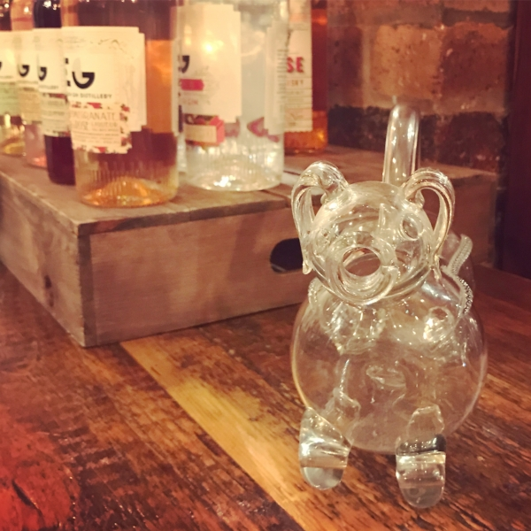 The Gin Pig. Everyone needs one... if you can find one!