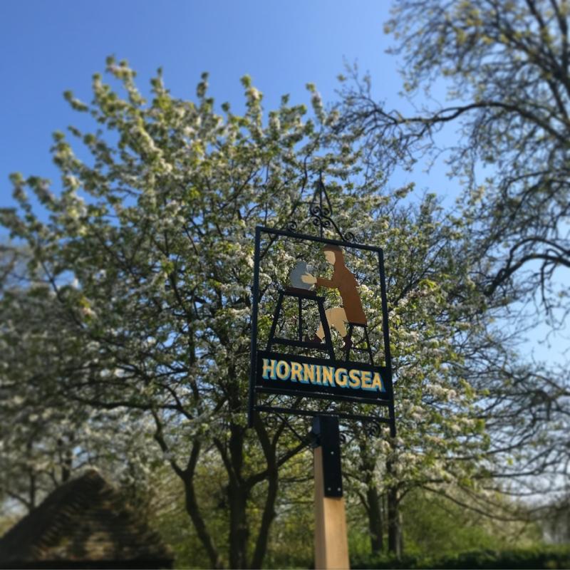 Horningsea Village, next door to us in Fen Ditton.