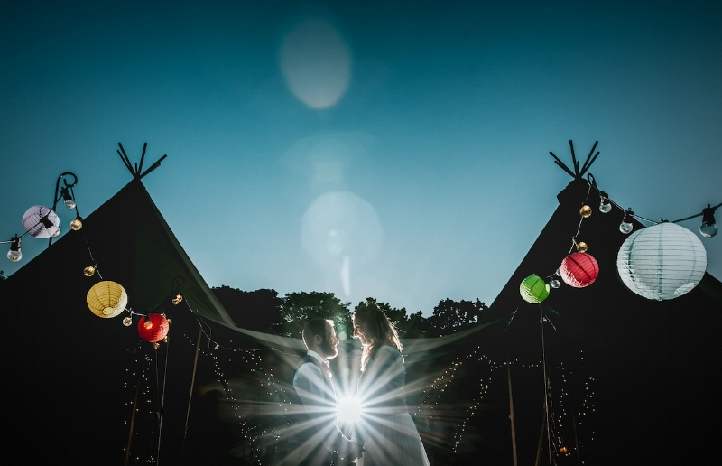 Party Tent! 📷  Daniel Ackerley Photography