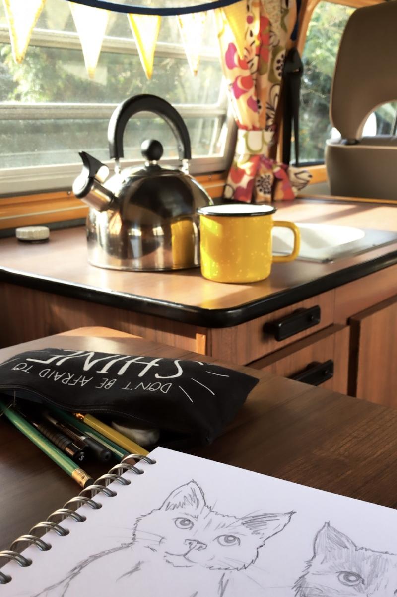 Studio Buddy, the perfect place to create Sunshine ☀️