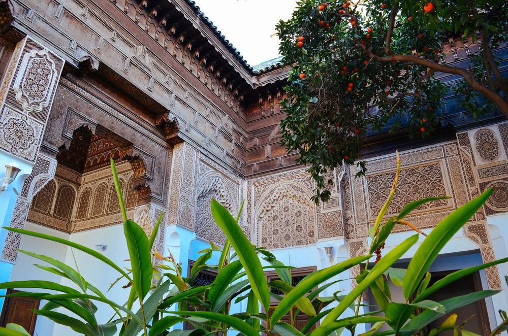 Palais de la Bahia © Sara Lima