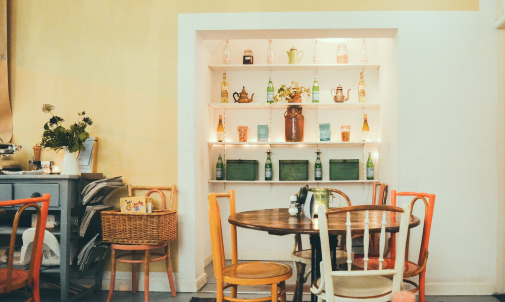 Brasserie de Sierkan, Den Haag © Sara Lima