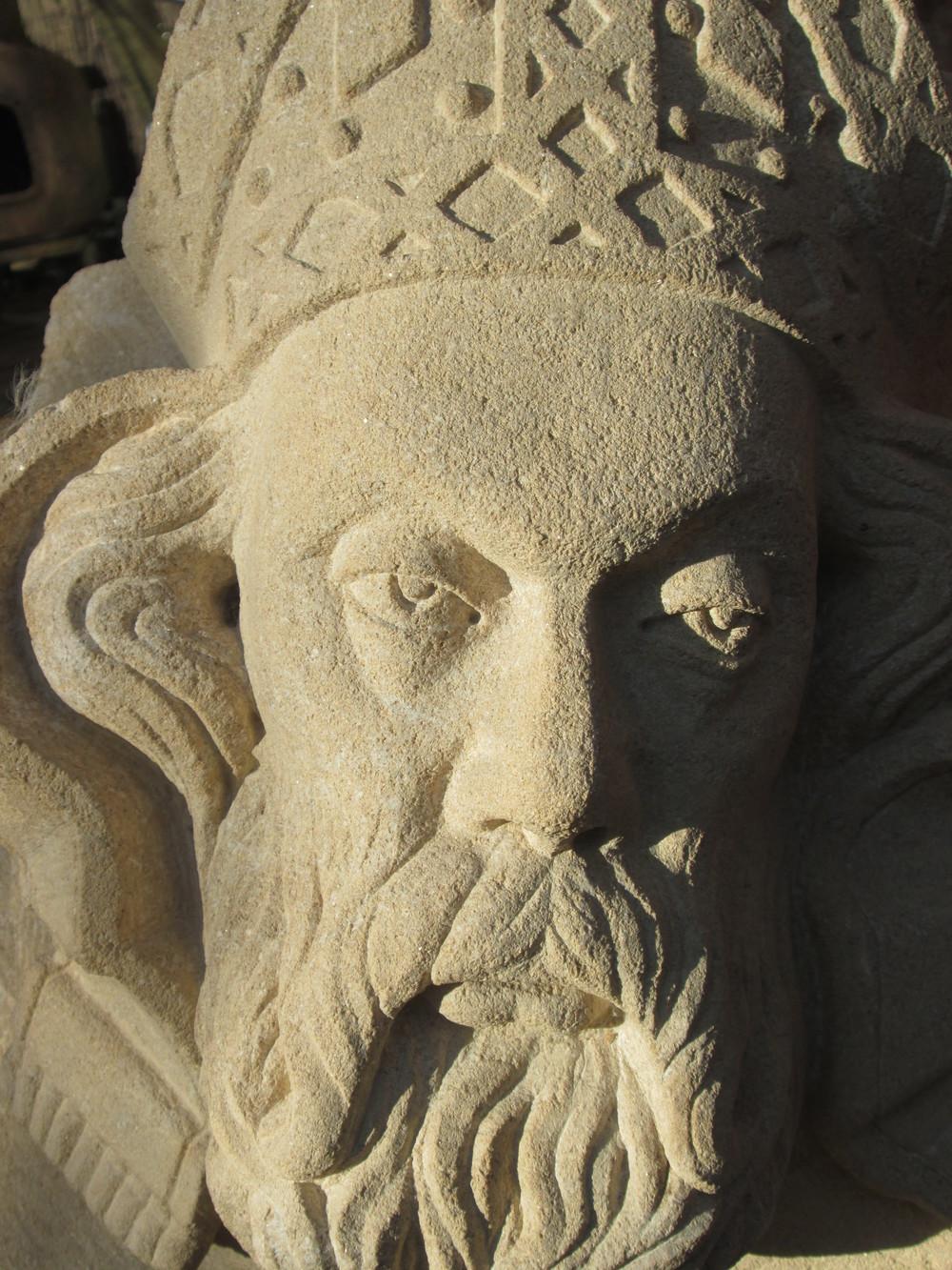 Archi, Bath Stone, 1993