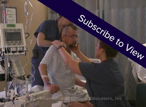 ICU, Co-treatment, Part 4 (click here for sample videos)