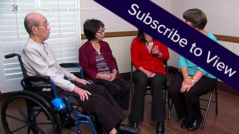 Spinal Stenosis, 3 months Post Surgery: Jan Davis Speaks with the Family ( click here for sample videos )