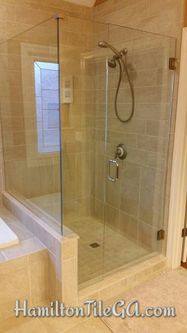 """We build designer custom plumbing fixtures. We take high priced raw material and turn it into a show piece. Experience what it means to receive a """"full service"""" tile job."""
