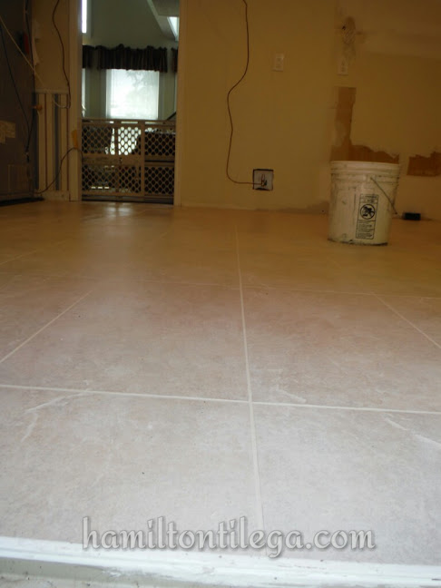 We strive for a floor that is smooth to the touch so when you stand on it the perfection is optimized.