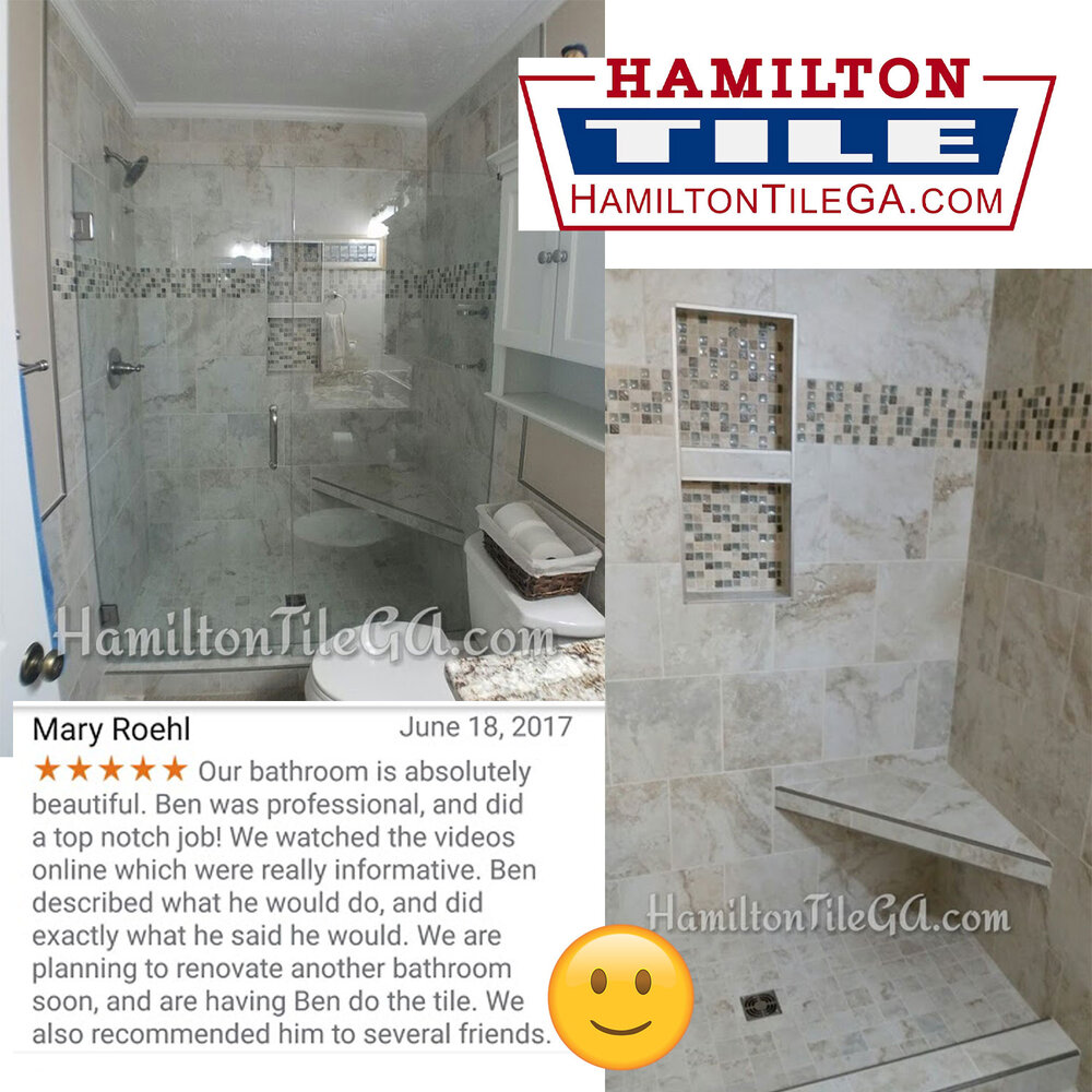 This master bath was built from tear out to finish using legitimate, skilled, contractors. Looking to save some money on your next remodel?    Click here for a very informative blog post about that subject, exactly.