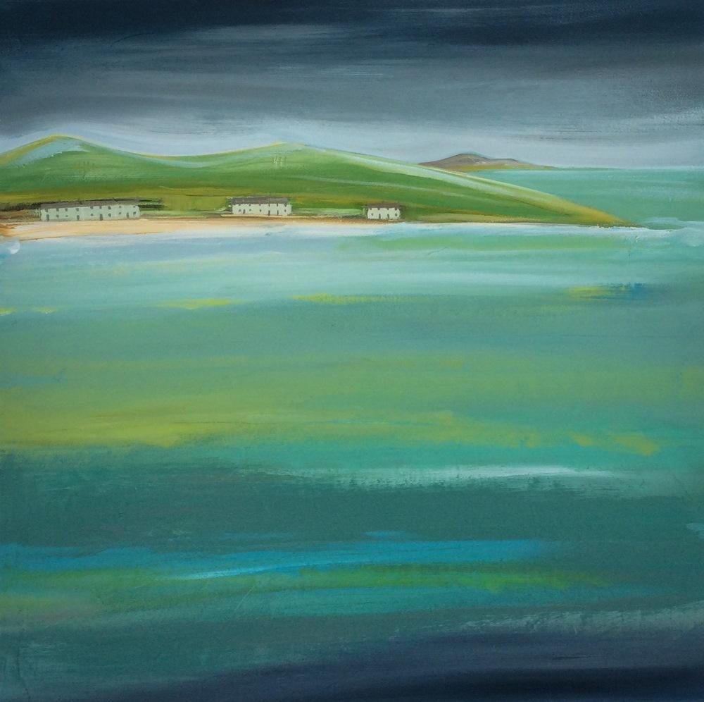 'Shoreline settlement'