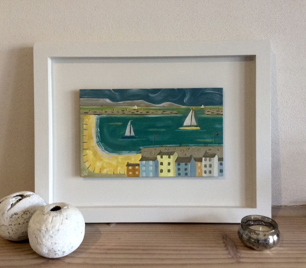 A new piece ' Harbour 1 ' is for sale there too.