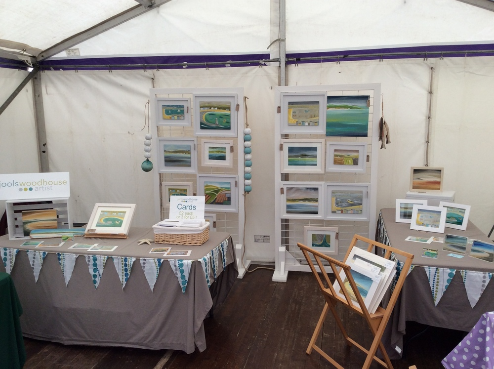 My stall last weekend...
