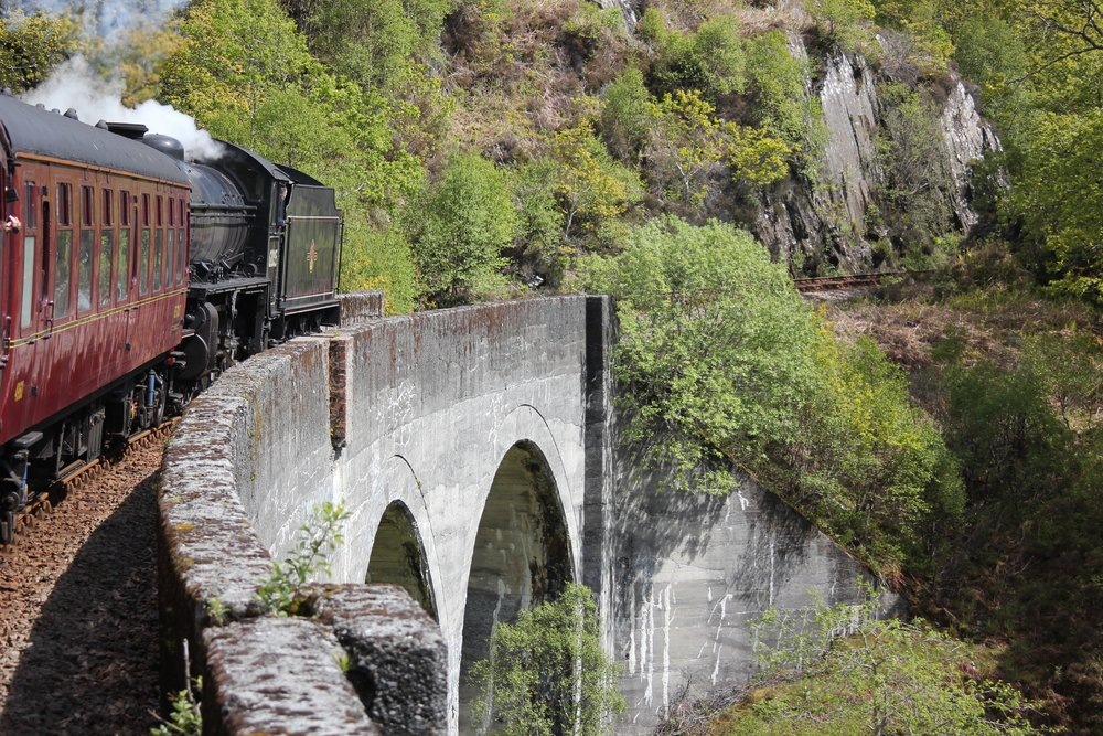 Where Exactly is Hogwarts? Searching for Harry in the Highlands