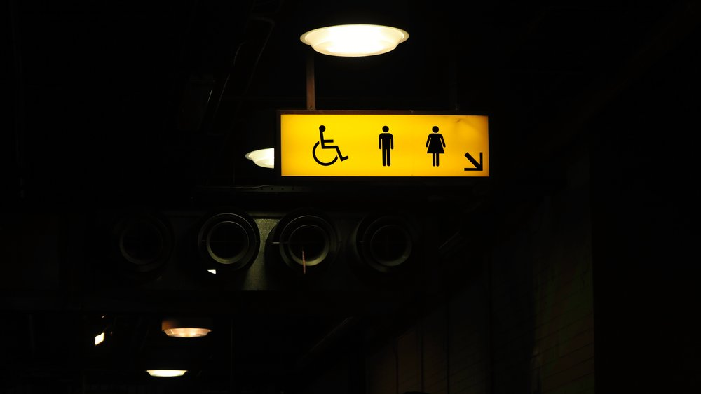 """Gender, sex and sexuality are more complex than those bathroom signs make out."""