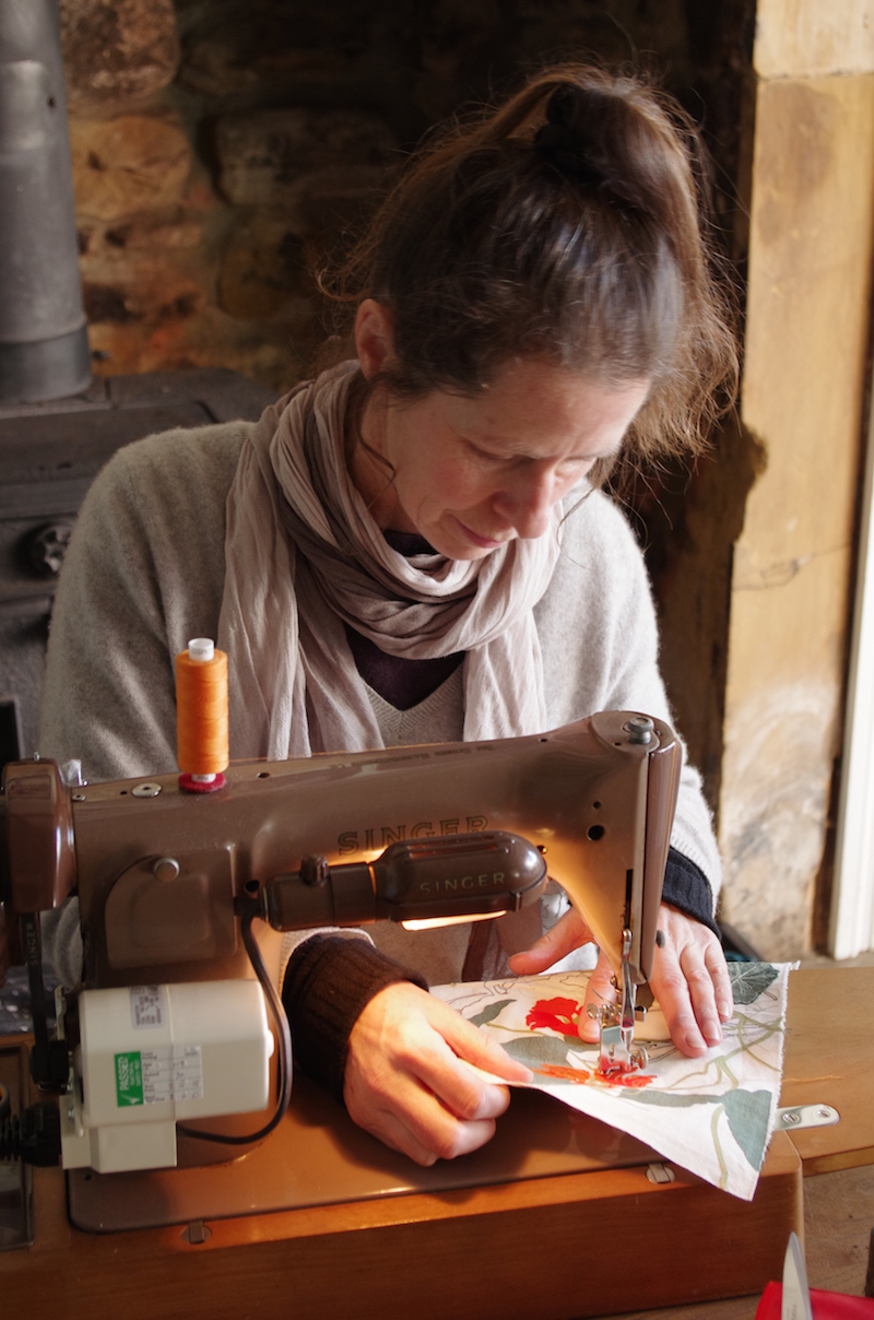 Learn To Sew | Helen Poremba Textile Art & Sewing Classes