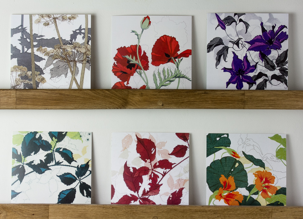 Gift Cards | Helen Poremba Textile Art & Sewing Classes