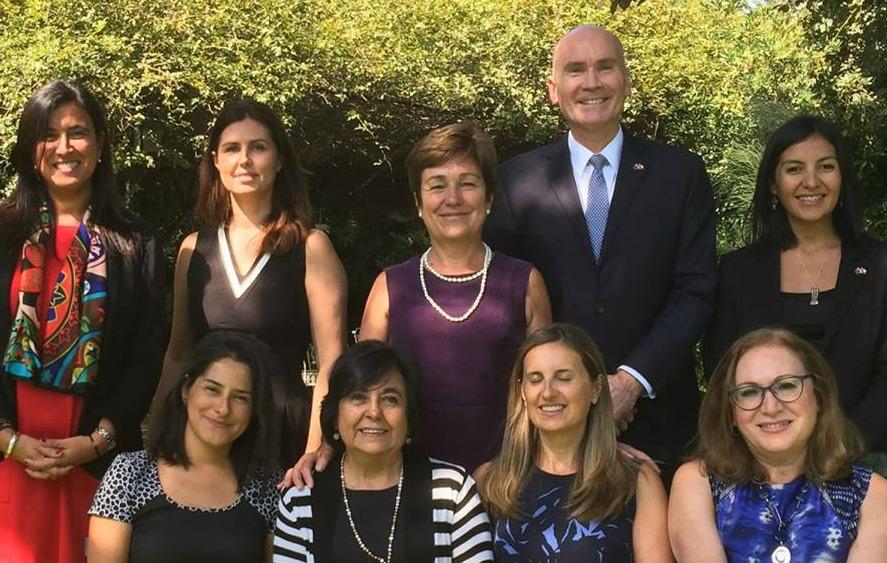Australian Ambassador's residence in santiago-Chile