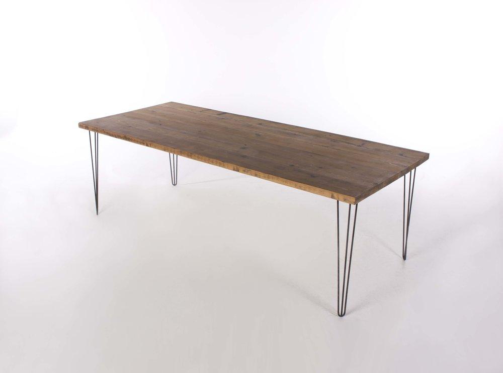HALSTON HAIRPIN TABLE
