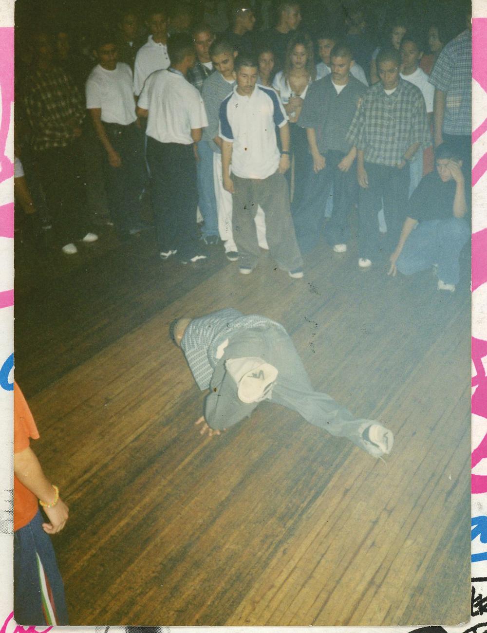 """SKULLVATION"" Event de East LA Madness en Montebello, California (1994/5)"