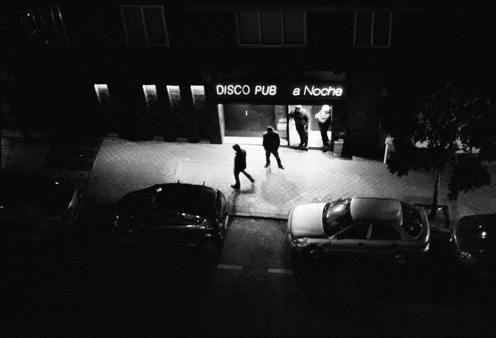 Disco Pub  LA NOCHE  en Segovia 19