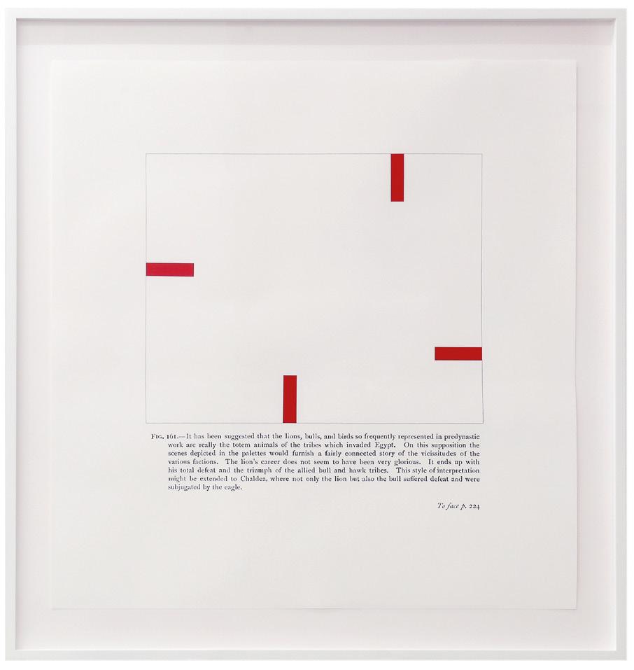 A Copy is a Meta Original (Fig. 61), 2015, Película adhesiva sobre impresión Archival, 128.3 x 99.9