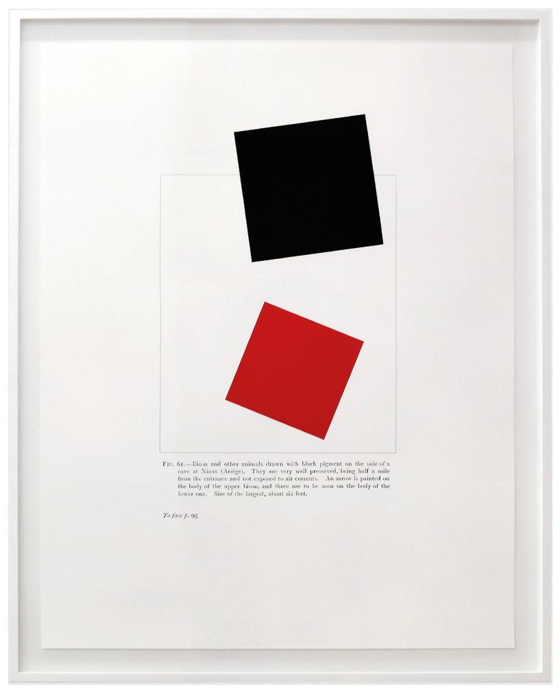 A Copy is a Meta Original (Fig. 161), 2015, Película adhesiva sobre impresión Archival, 104 x 99.6