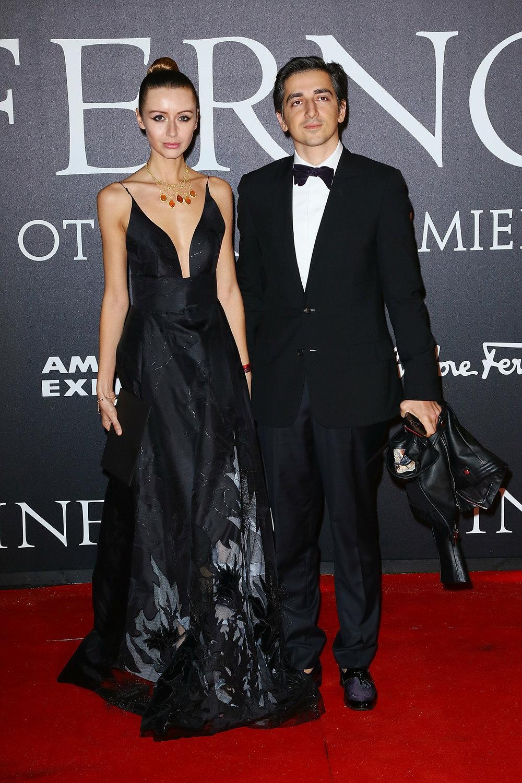 Natalia Osmanova y Murad Osman