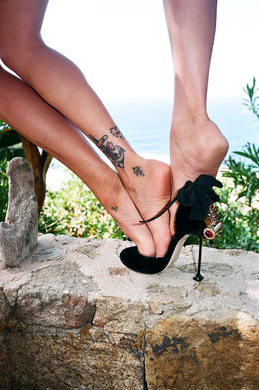 Cinderellas, Costa Paradiso, 2016.