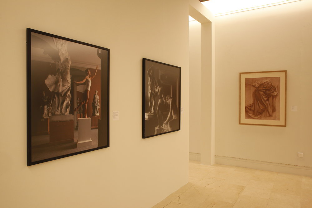 Exposición / Foto:Juan Ortiz Llorens