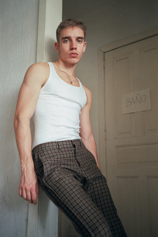 Pantalones de COACH.