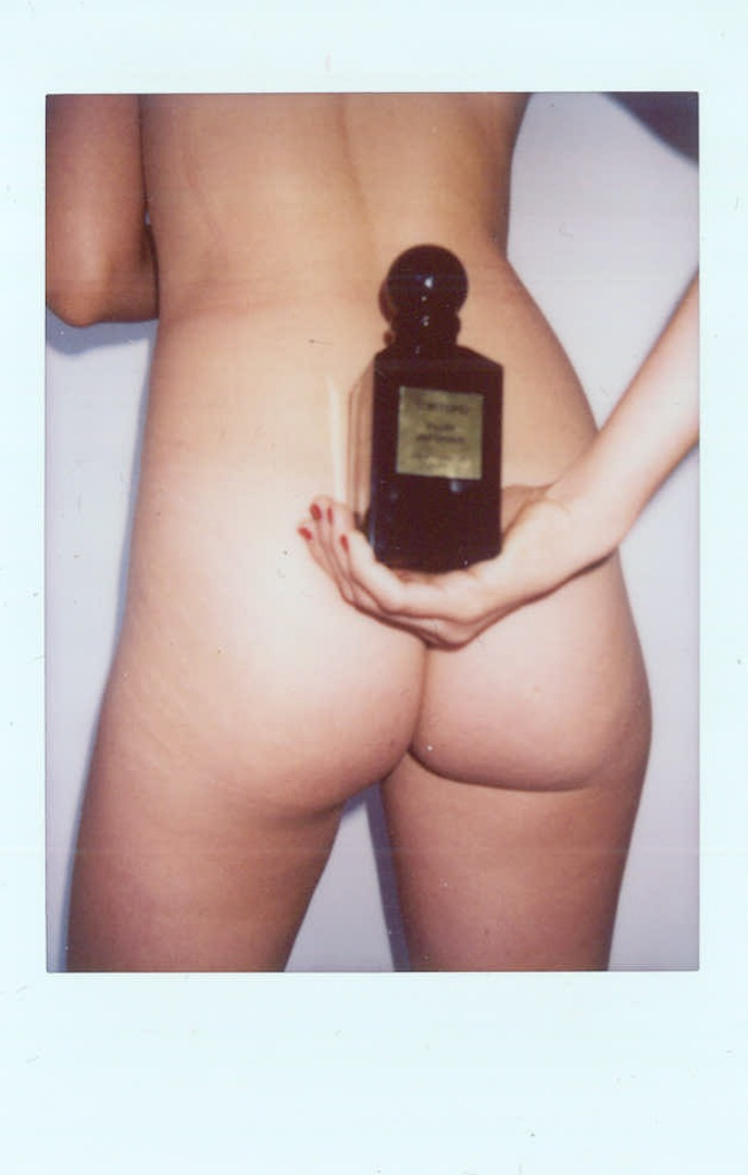 Perfume  Vert Boheme  de  TOM FORD.
