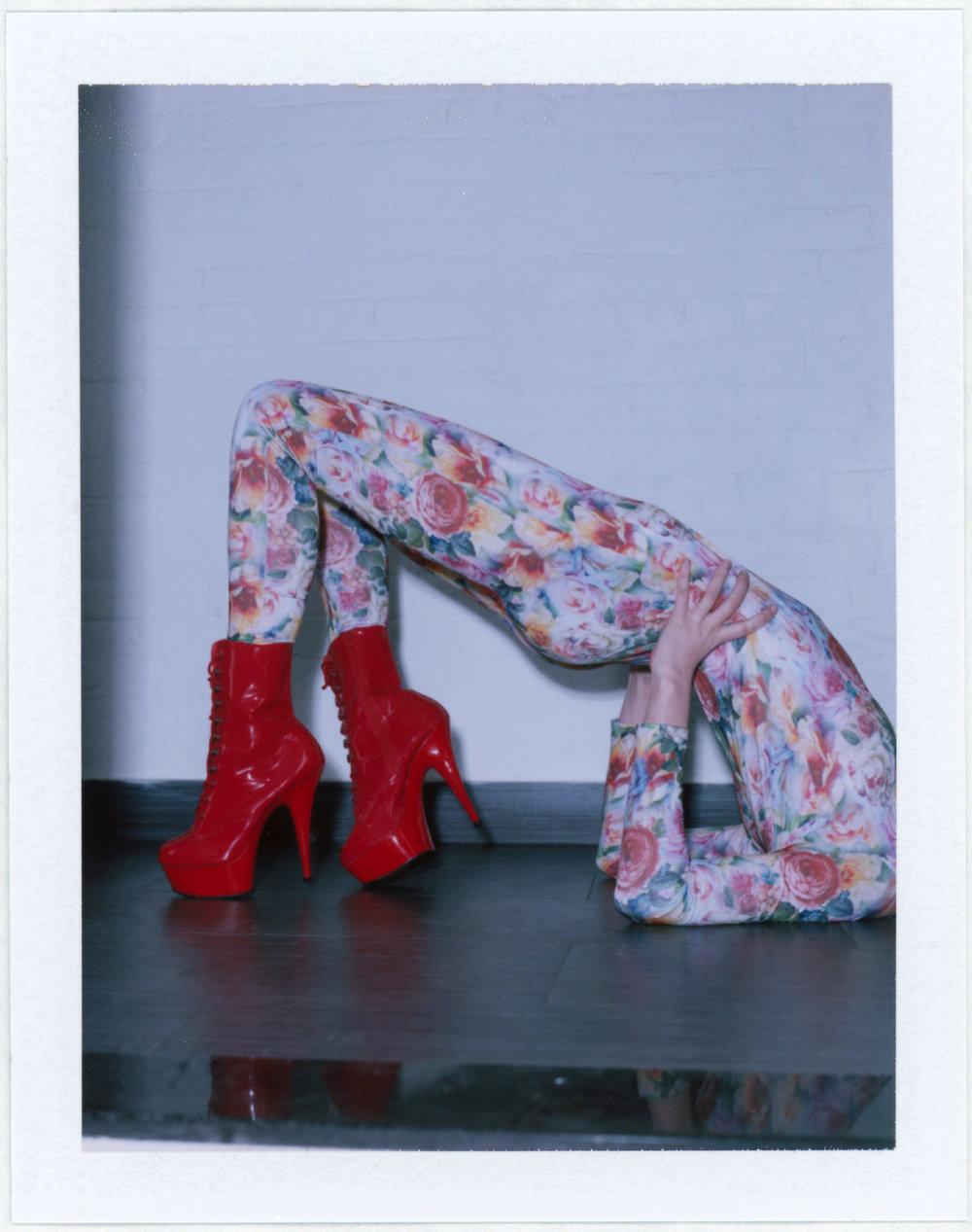 Zapatos de  YANDY.