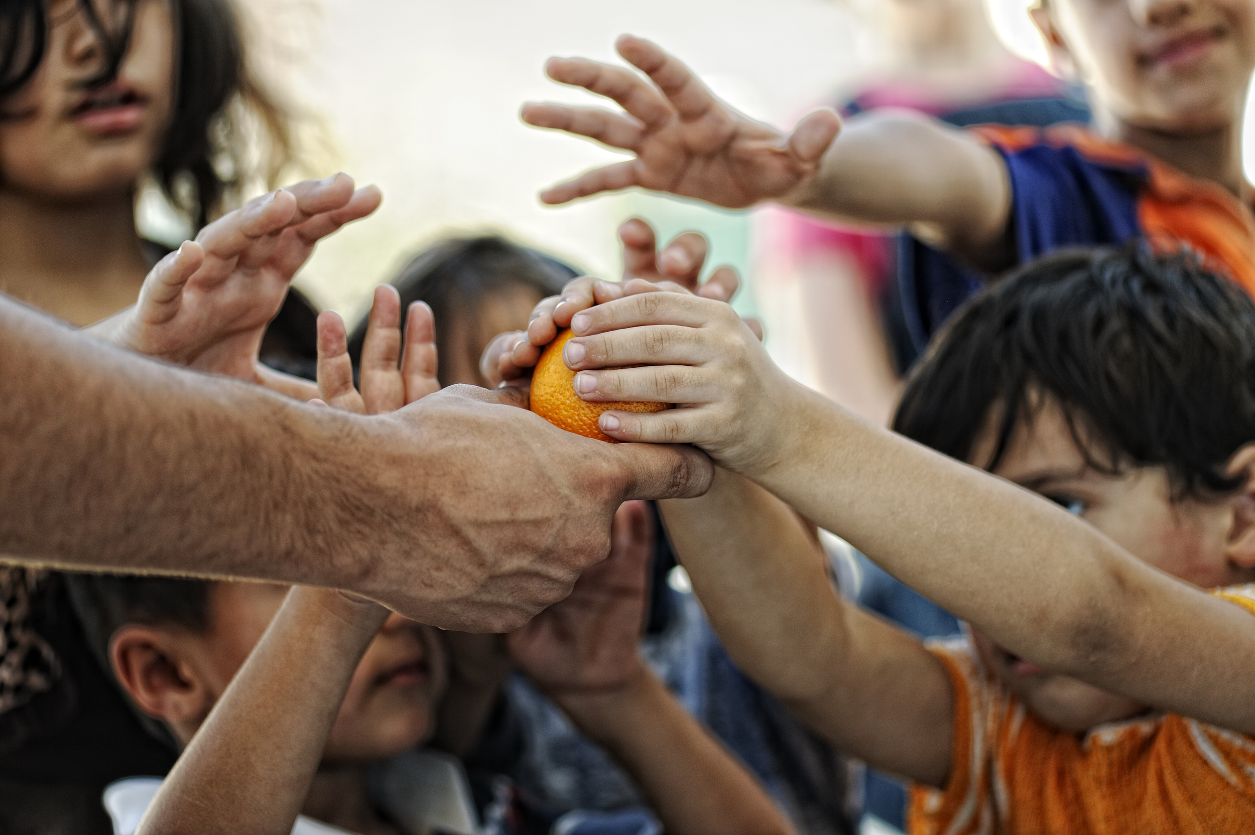 Riqueza e Pobreza, que separa os povos do mundo - Terceiro Mundo
