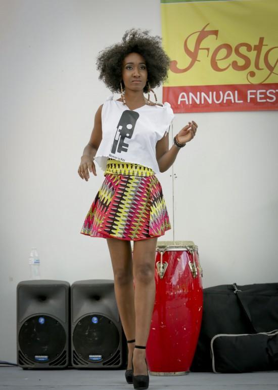 FestAfrica 2015 Fashion Show