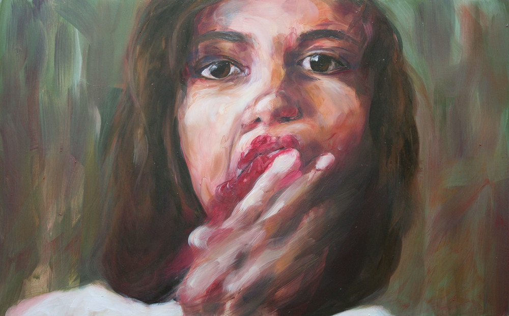 Facial Manipulation #1 (self)