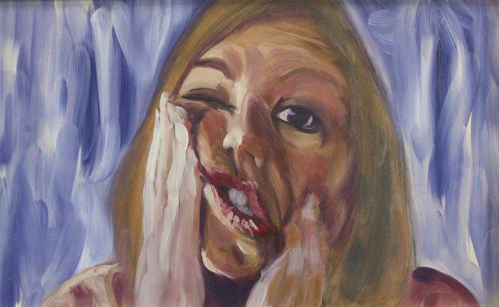 Facial Manipulation #6 (Bre)