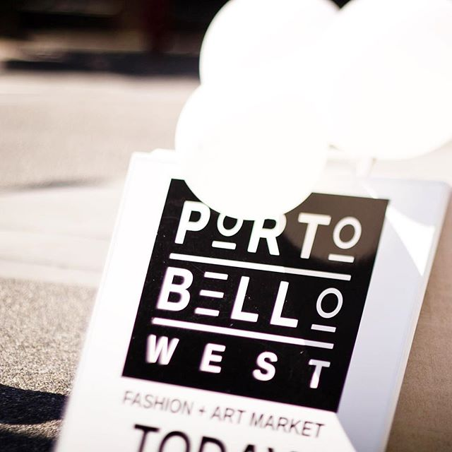 Hello Vancouver! Looking for something fun to do this weekend? Wanna get a head start on your holiday shopping 🎁? Come join us at @portobellowest this Sat and Sun to check out +90 local vendors, live music and food trucks at the Creekside Community Center, 1 Athlete's Way (Olympic Village). We'll be there from 11-5pm all day. Rain or shine😉#portobellowest