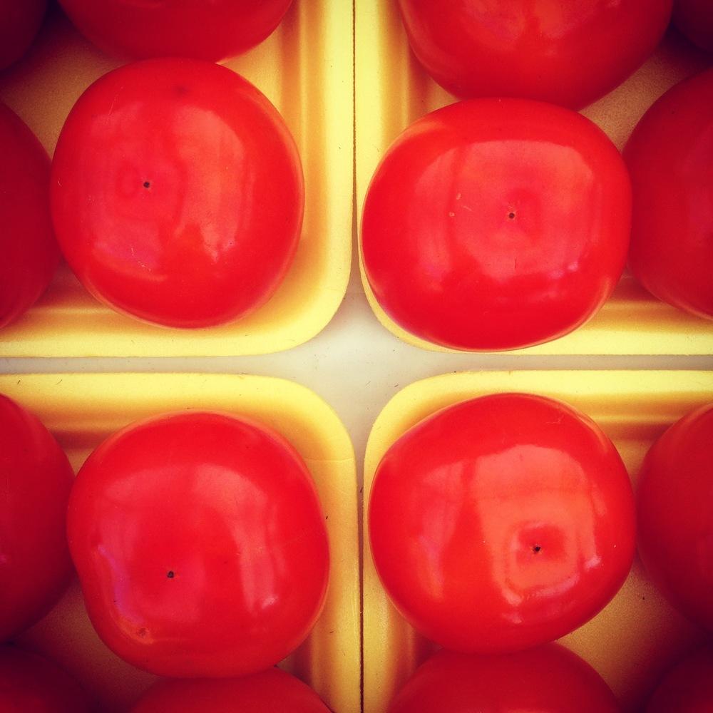 Caqui ou tomate? :P