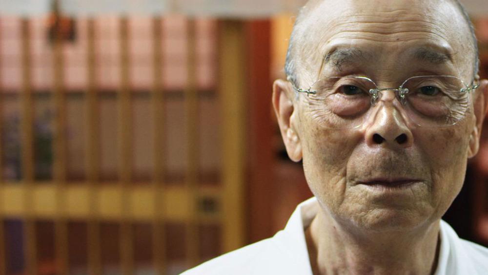 Esse é o Jiro: um shokunin. (Foto da Magnolia Pictures).