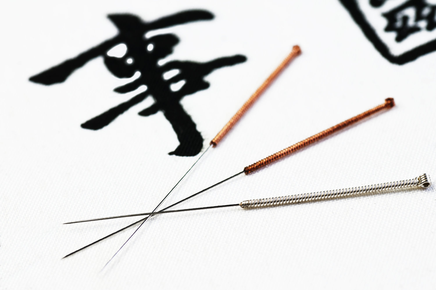 the living needle modern acupuncture technique