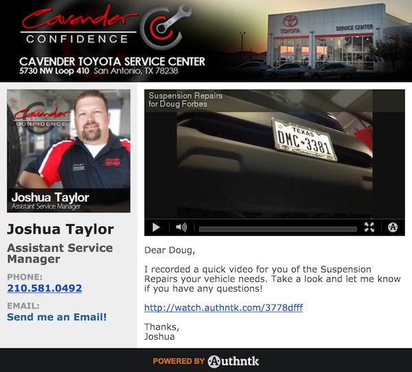 service-video-dealership