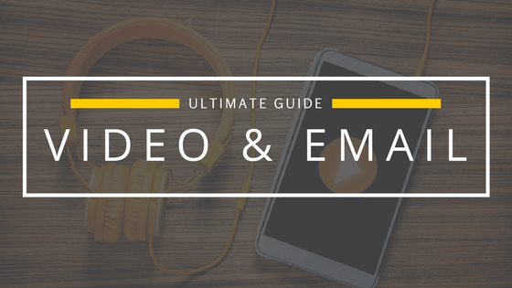 VIDEO AND EMAIL GUIDE