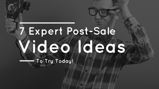 Sales Video Ideas