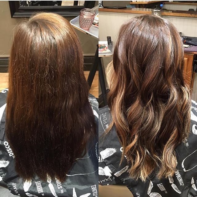 Color correction done by Robin #ethanhuntersalon #avedacolor #avedasalon