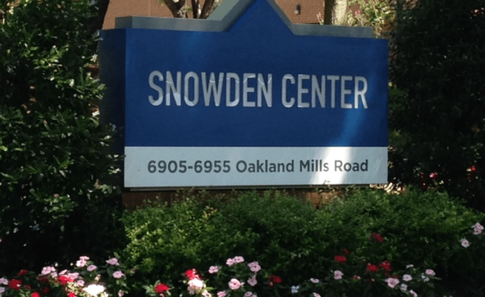 Snowden Center label AAA Physical Therapy 6955 Oakland Mills Rd.png