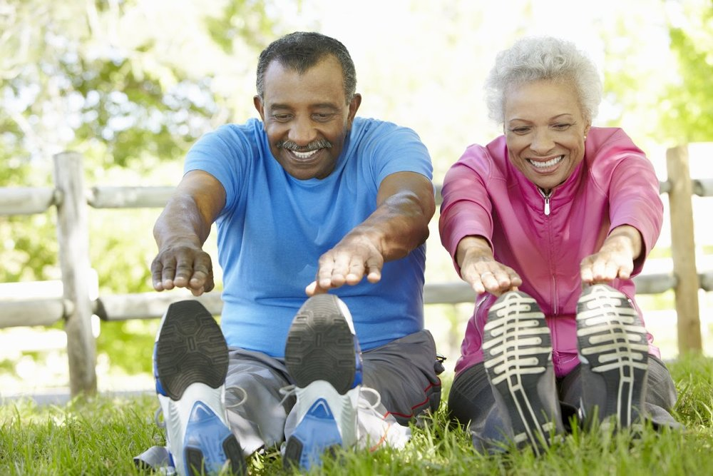 Are your parents or grandparents want to continue to be active and flexible?