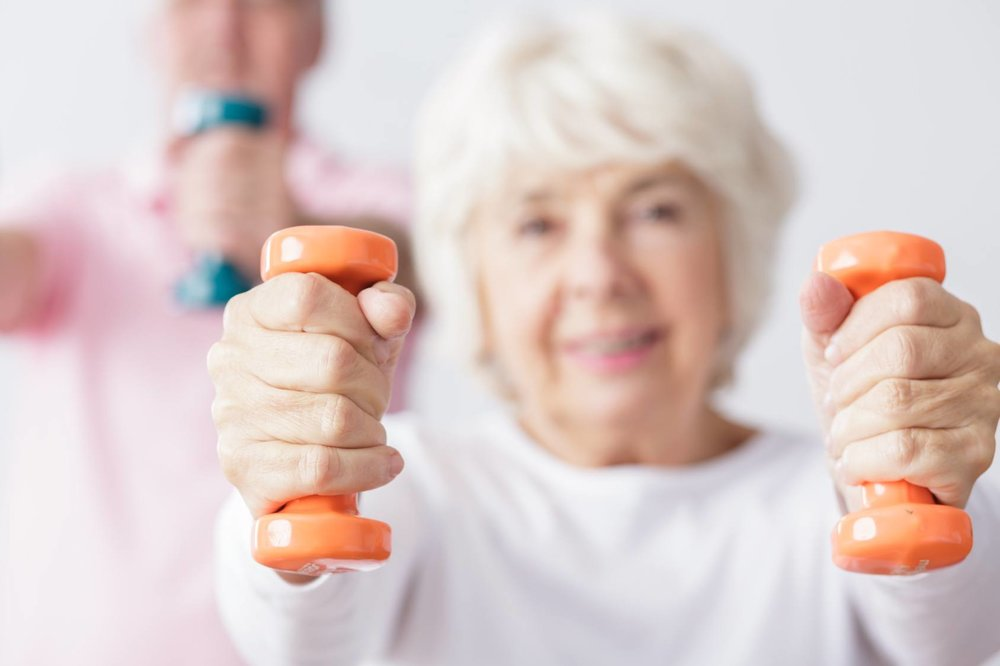 Do you want to maintain your strength, activity, mobility as an ageing adult?